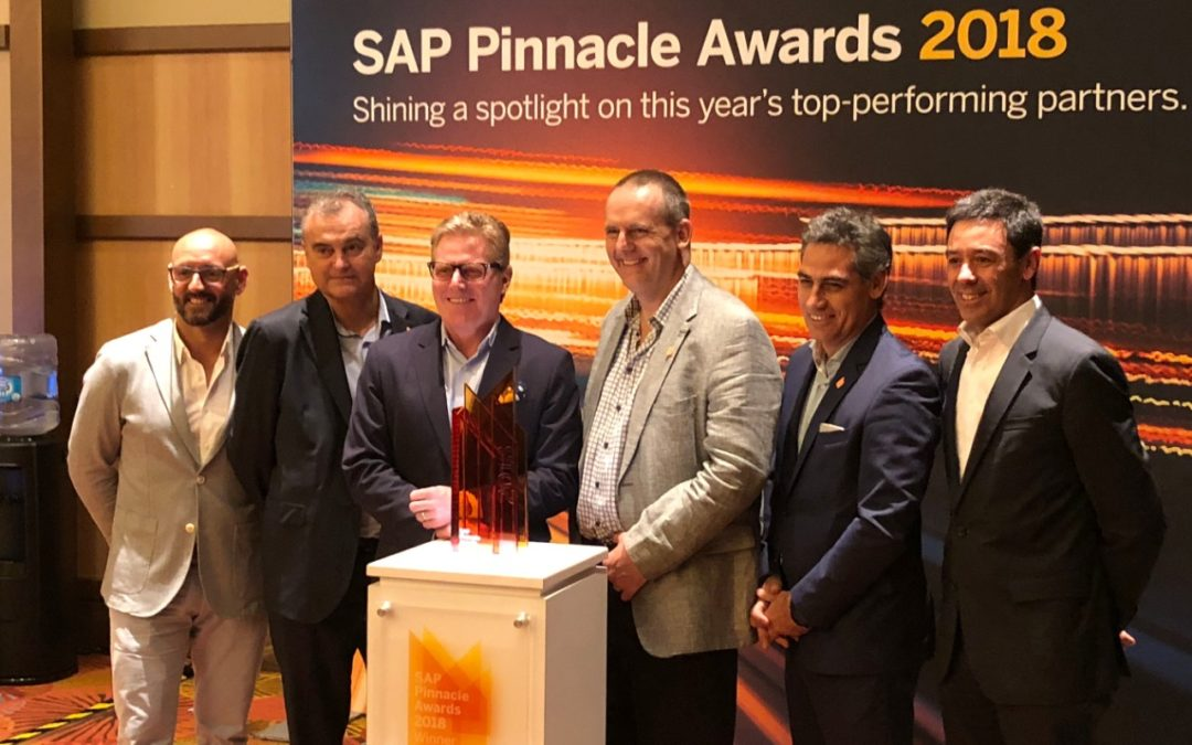 SAP recognizes Seidor as the best global partner in Cloud services and Analytics for SMEs